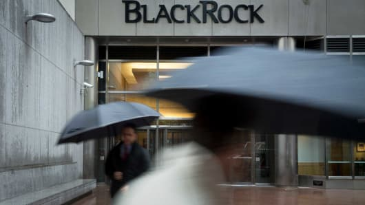BLACKROCK EARNS