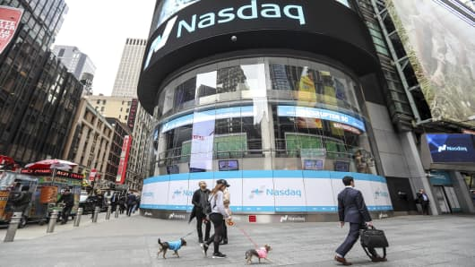 The New York City, USA headquartered Nasdaq offers its trading technology systems around the world to other exchanges as a way to bring in extra revenue.