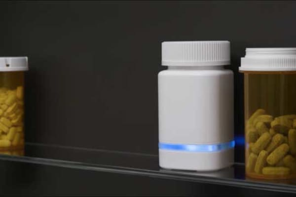 AdhereTech makes smart, wireless pill bottles that track and improve medication adherence among patients.