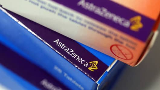 Cancer drug setback knocks 15% off AstraZeneca shares