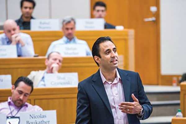 Deepak Malhotra, a Harvard Business School professor and expert on the art of negotiation