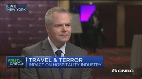 MGM Resorts CEO on how Trump's travel ban affects tourism