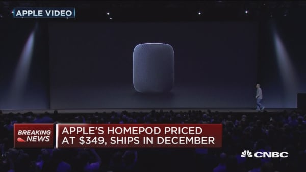 Apple WWDC unveils HomePod and other highlights