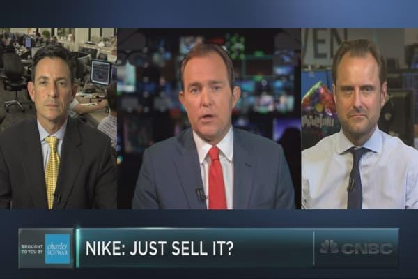 The debate on Nike