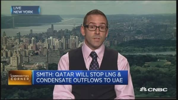 Winners and losers in Qatar rift