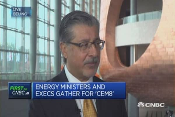 Climate change is the one systemic threat this century: IRENA
