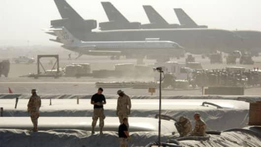 qatar us air force base ile ilgili görsel sonucu