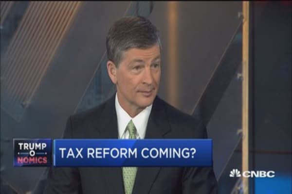 Obamacare repeal doesn't have to come before tax reform, says Rep. Jeb Hensarling