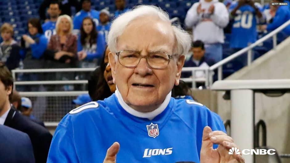 Warren Buffett is not your average sports fan. He could buy every team in the NFL