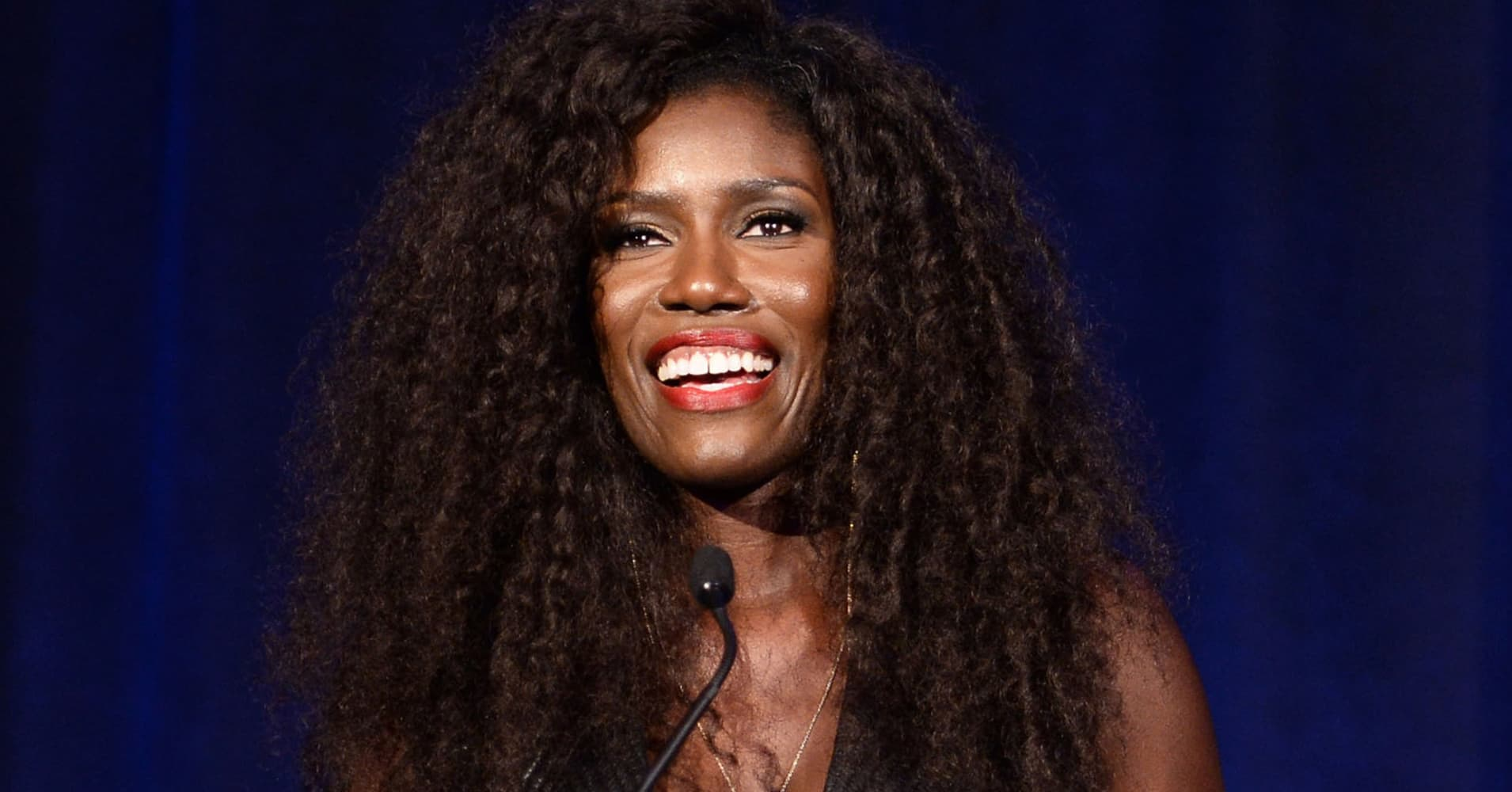 Bozoma Saint John is the Chief Brand Officer at Uber.