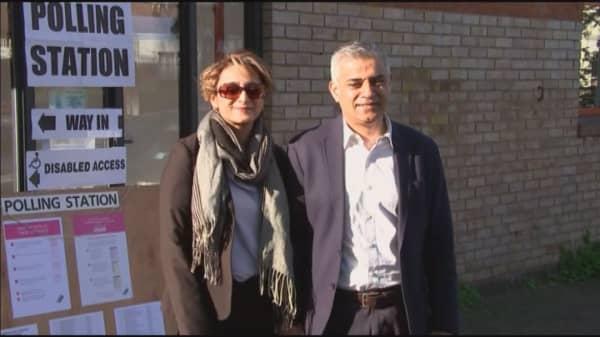 Trump's UK trip should be canceled, says London Mayor Sadiq Khan