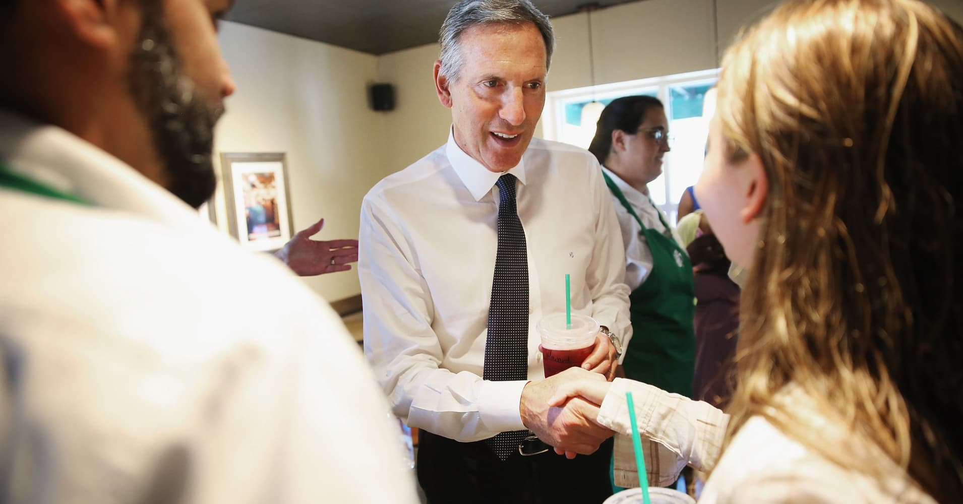 Howard Schultz likely to visit early primary states as he considers running for president