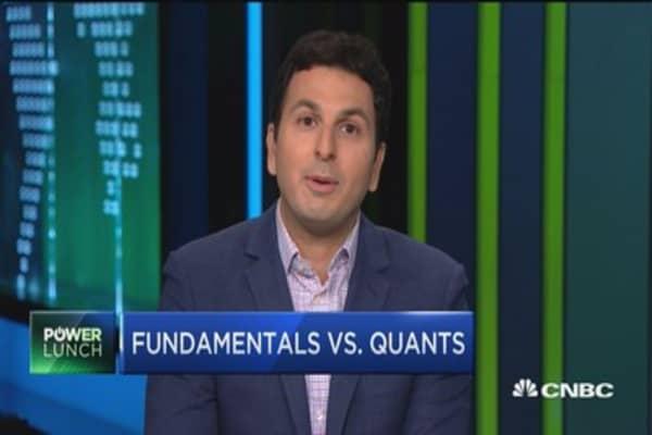 Fundamentals vs. quants