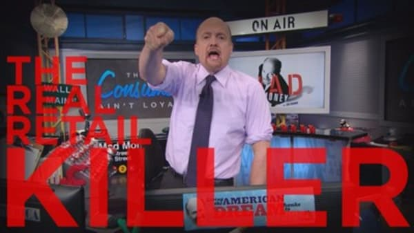 Cramer Remix: Here's what's really killing retail