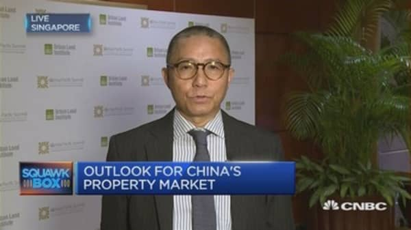 China property market: Should you be cautious?