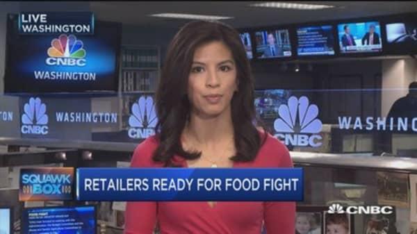 Trump budget cuts takes aim at food stamps