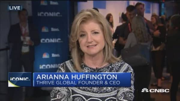 Huffington: Uber is taking very strong measures to change the culture