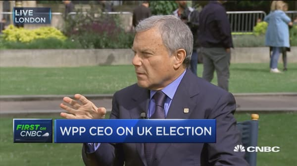 I would like to see a soft Brexit quickly: WPP CEO