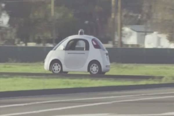 Robot cars can't count on us in an emergency