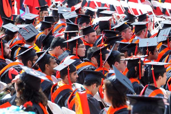 Rutgers University 251st Commencement ceremony