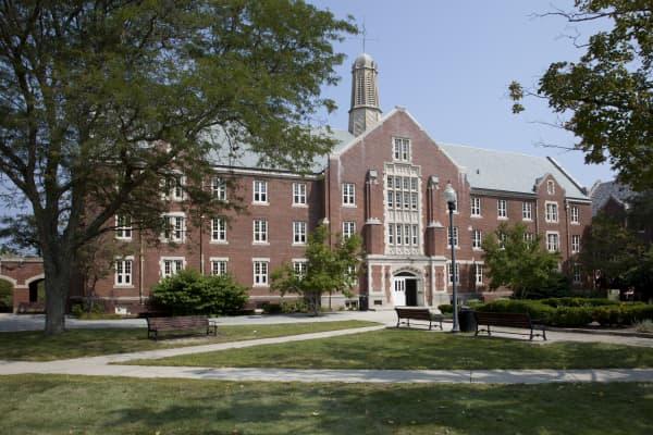 University of Connecticut (UConn) main campus