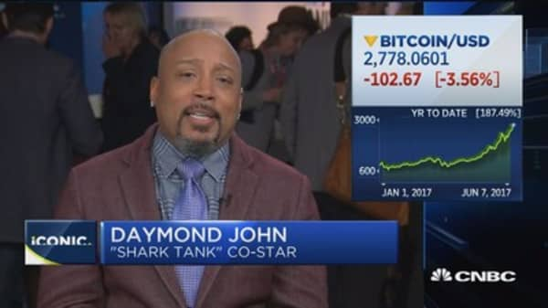 Shark Tank's Daymond John on the state of retail