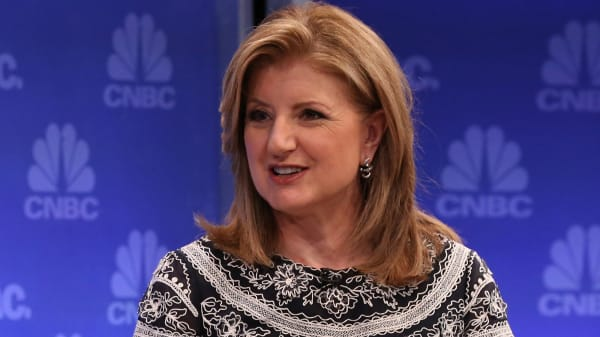 Uber CEO is now meditating thanks to Arianna Huffington