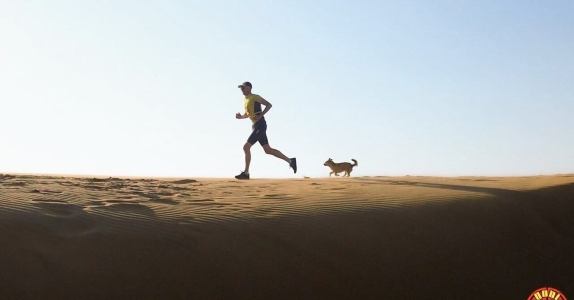 3 tricks to boost your mental toughness, from an ultra-marathoner and his dog