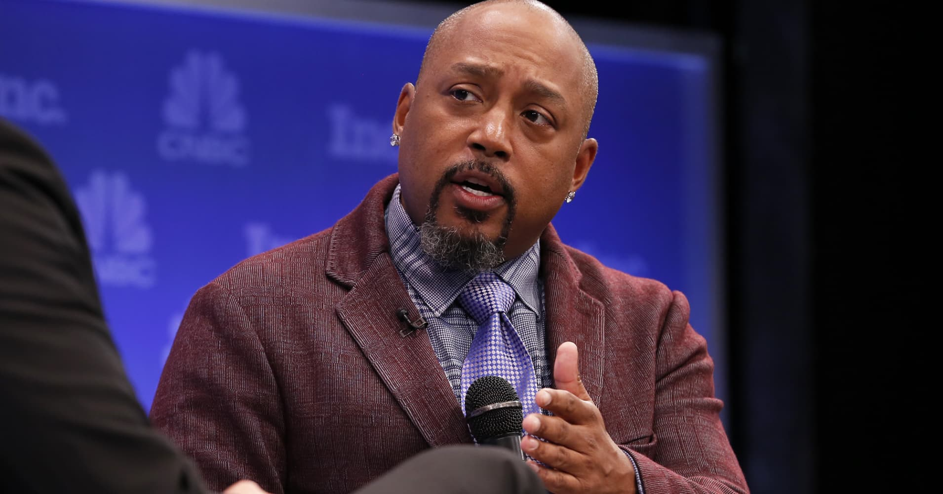 'Shark Tank's' Daymond John: 'Hip-hop was our version of today's Instagram or Twitter'