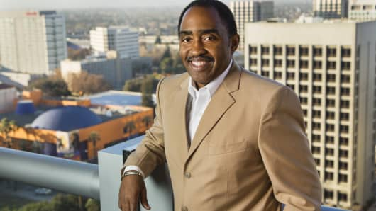 Silicon Valley Community Foundation CEO Emmett Carson has led the organization through a decade of extraordinary growth.