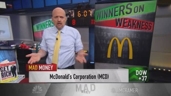 Cramer lays out the 15 stocks to buy when bad headlines prevail