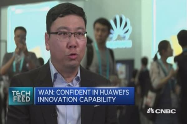 'Of course' Huawei will become leader in PC space: COO