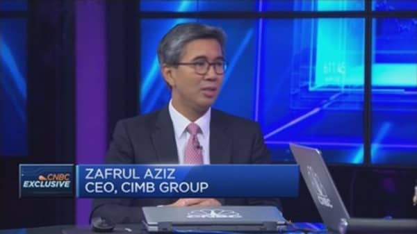 Malaysia is overbanked: CIMB CEO
