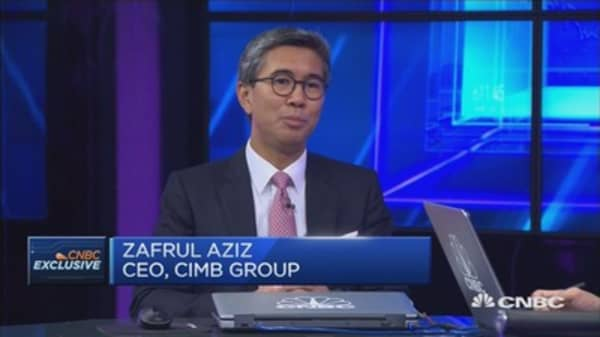 Synergies with China Galaxy are great: CIMB CEO