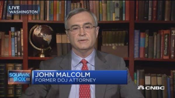 Christopher Wray a very 'principled guy': Former DOJ attorney