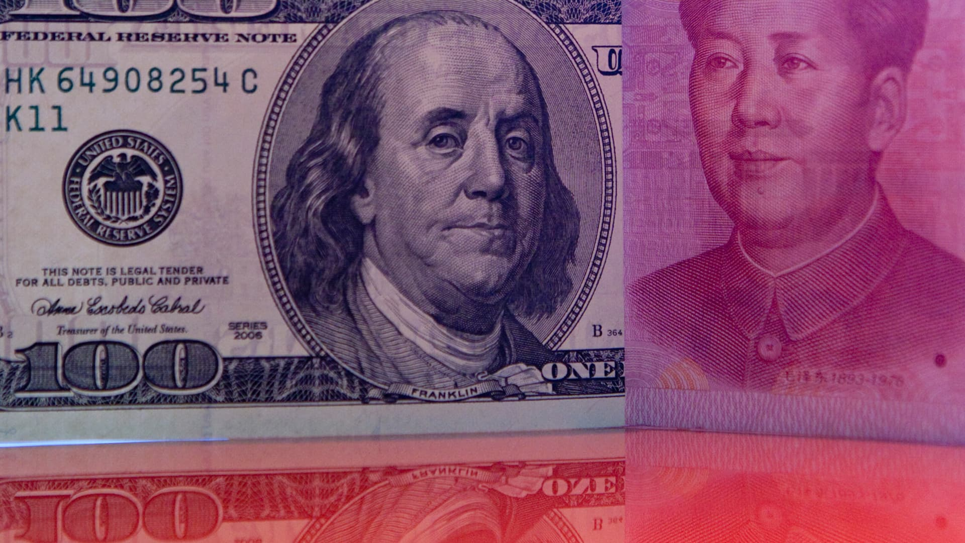 Dollar Yuan China Currency Will Weaken In Next 6 Months Says Goldman