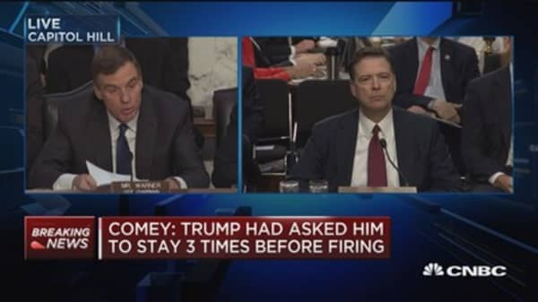 Comey: FBI handles
