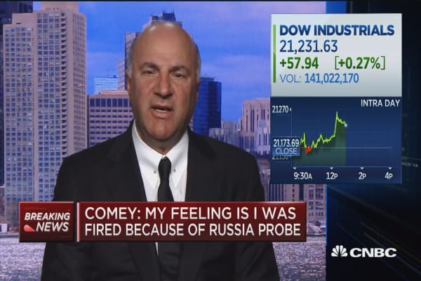 Investors don't give a damn: O'Leary