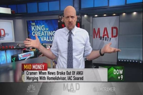Cramer unpacks IAC's confusing business to track the value monster's success