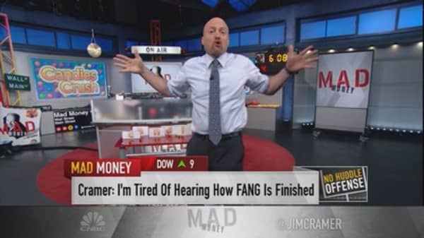 Cramer revisits pre-FANG acronym