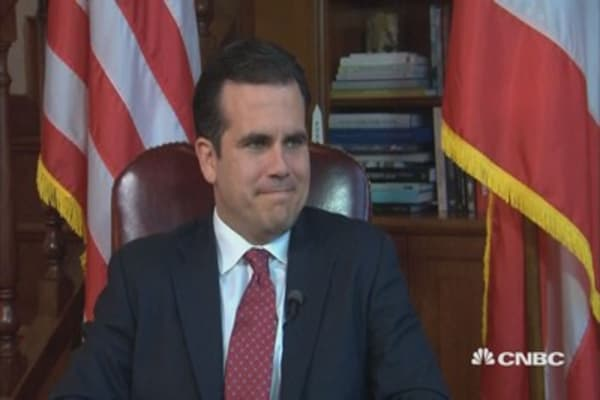 Gov. of Puerto Rico: Statehood offers equality & stability