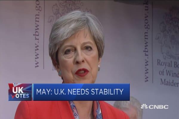 Jeremy Corbyn: UK PM should step down