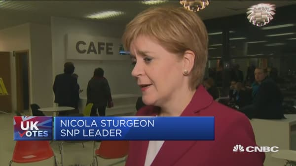 Prospect of 2nd Scottish referendum called into question