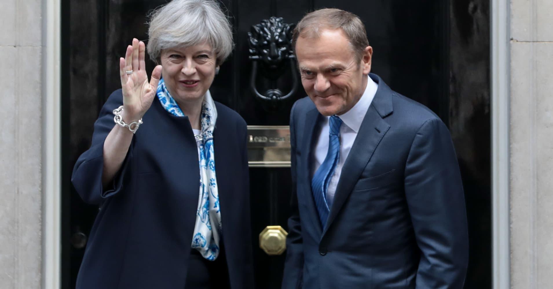 UK requests short extension on Brexit, what happens next?