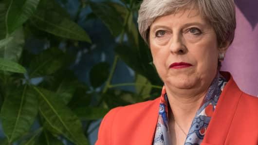 Tottering Theresa May Names New Cabinet, Michael Gove Returns