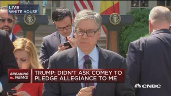 Three major takeaways from Trump's presser with Romanian president