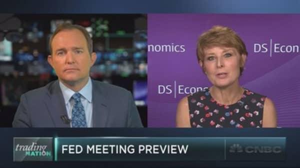 Economist Diane Swonk on the Fed and politics