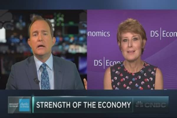 Diane Swonk on economic uncertainty