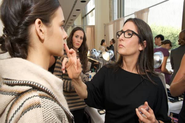 Bobbi Brown built her makeup empire by talking to everyone she met