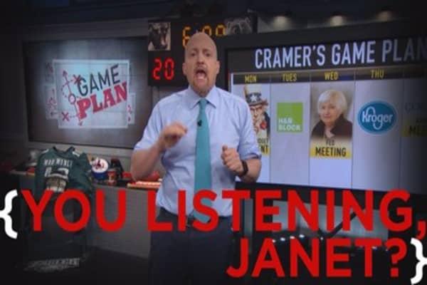 Cramer Remix: Why it's vital the Fed raises rates